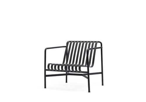 Hay Palissade Lounge Chair Antraciet