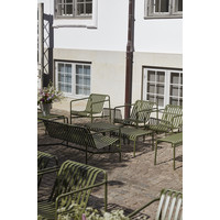 Palissade Lounge Sofa Olijfgroen