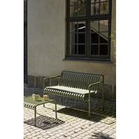 Palissade Seat Cushion Dining Bench