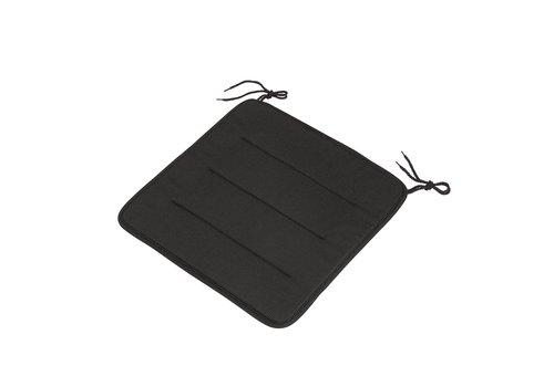 Muuto Linear Steel Chair - Seat Pad Zwart