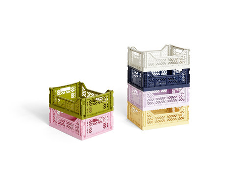 Hay Colour Crate Medium