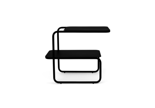 Ferm Living  Level Side Table Black