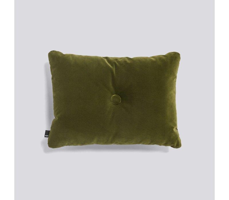 Dot Kussen Soft Moss Green