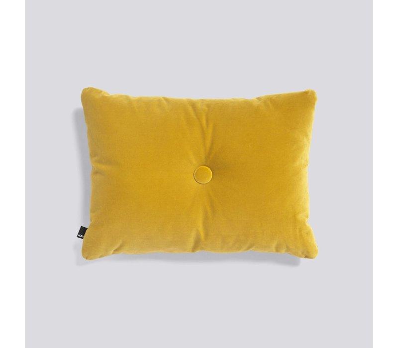 Dot Kussen Soft Yellow