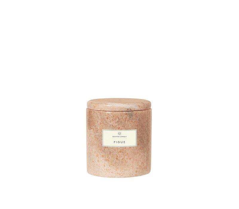 Marmeren geurkaars Frable - Figue