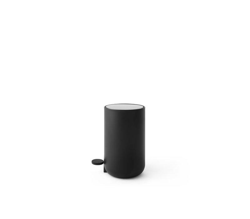Pedaalemmer Zwart 7 liter