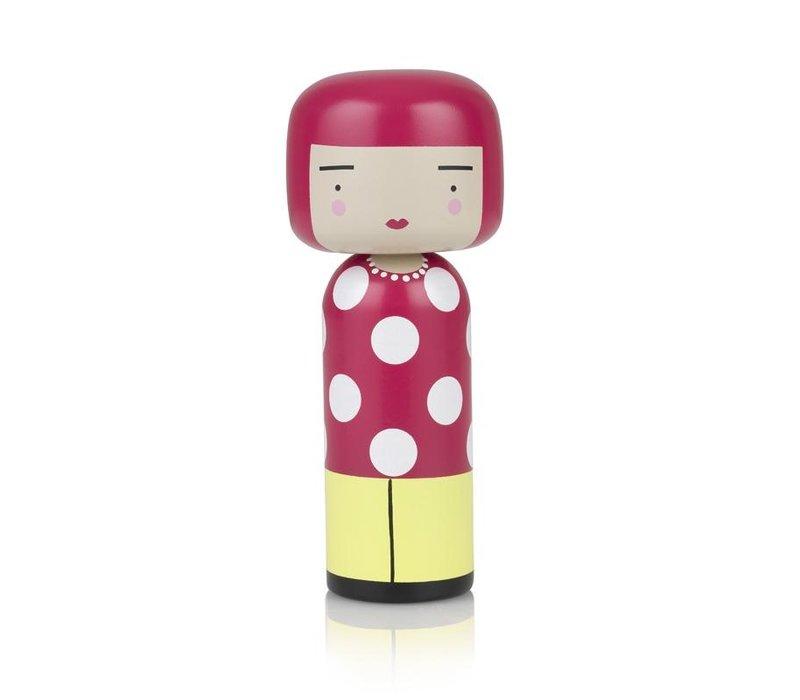 Kokeshi Doll Dot