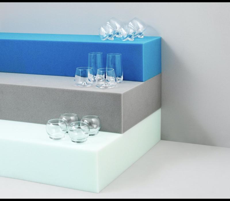 Long drink glazen set van 2