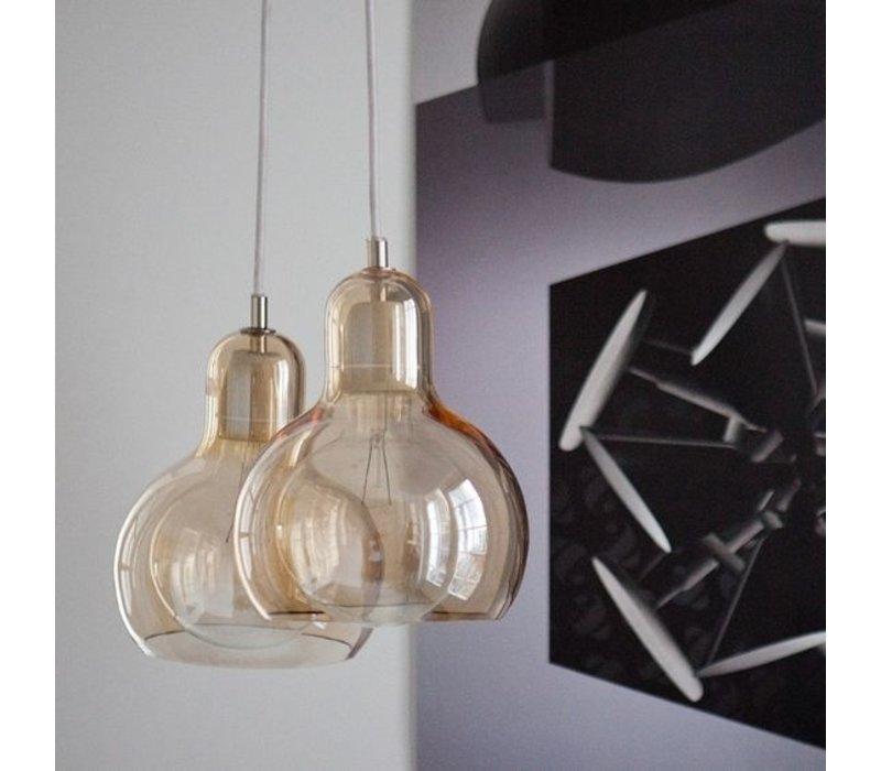 Mega Bulb SR2 Hanglamp - Goud