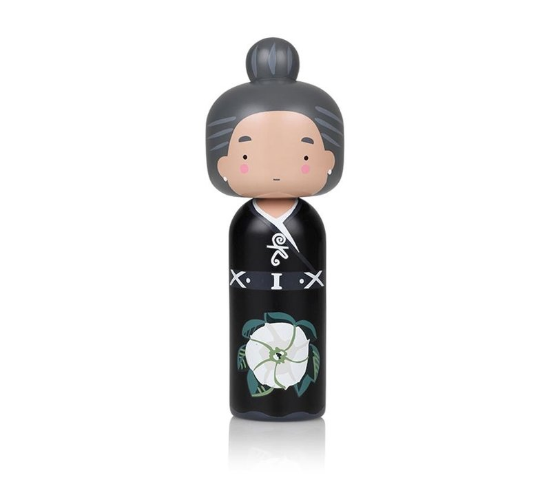 Kokeshi Doll Georgia O'Keeffe