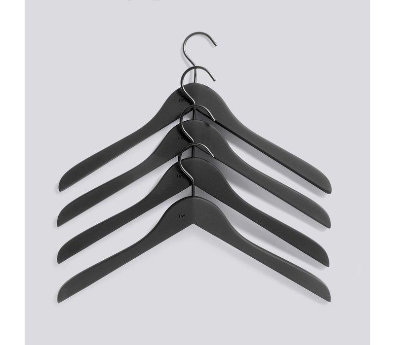 Soft Coat Kapstokken (4stuks)
