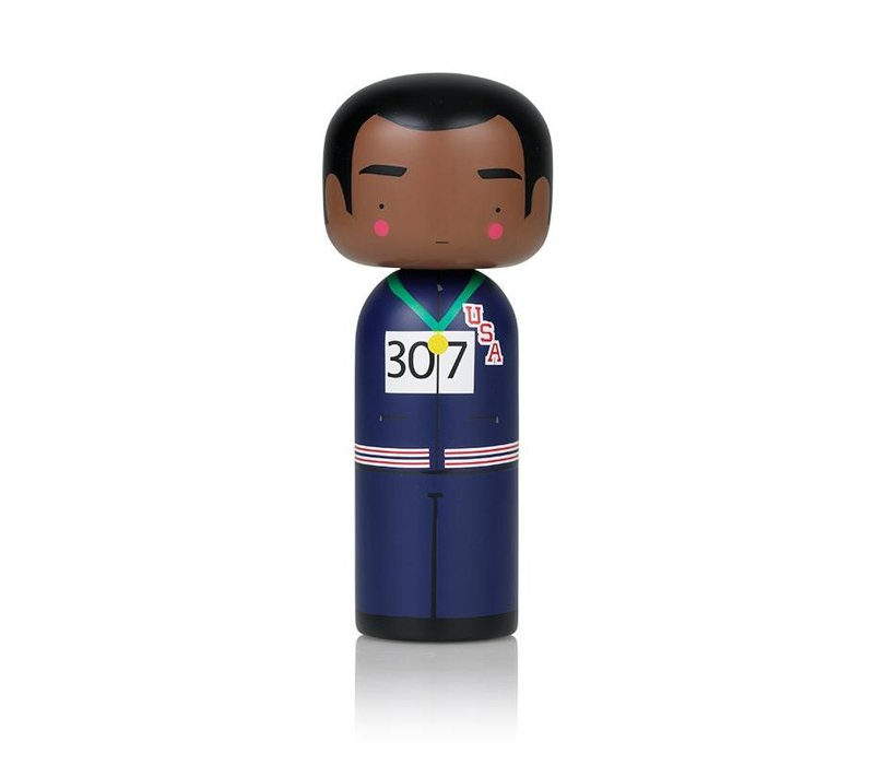 Kokeshi Doll Tommie Smith