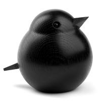 Large Sparrow Black