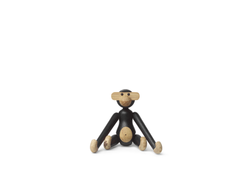 Kay Bojesen  Monkey Mini - Dark Stained Oak