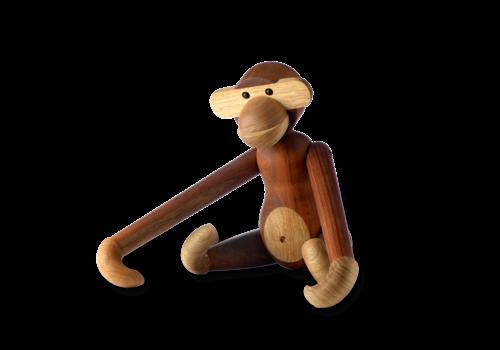 Kay Bojesen  Monkey Medium - Teak and Limba