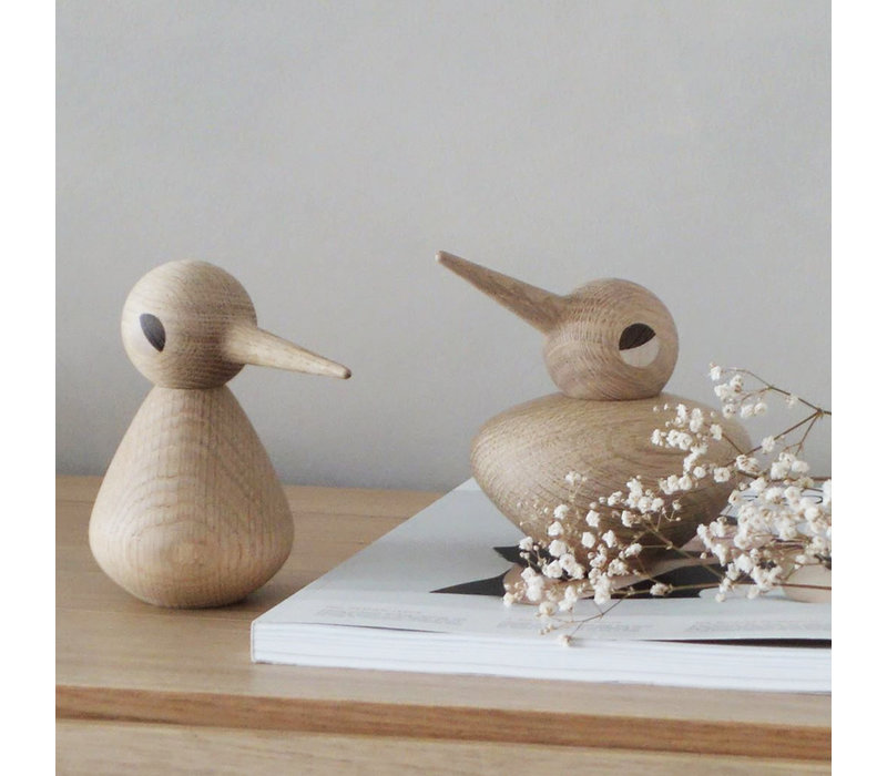 Bird Eik Naturel - Small