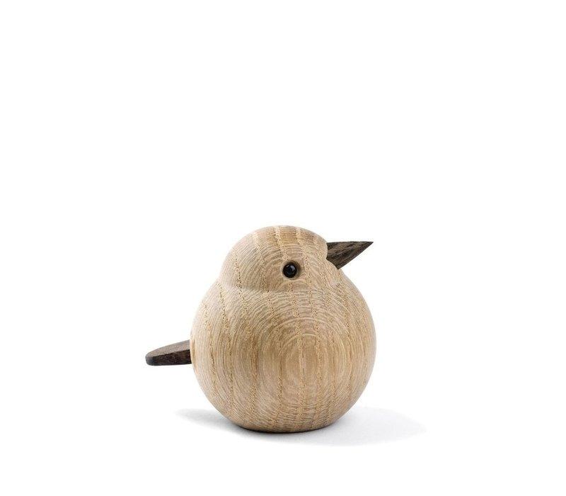 Mini Sparrow natural oak