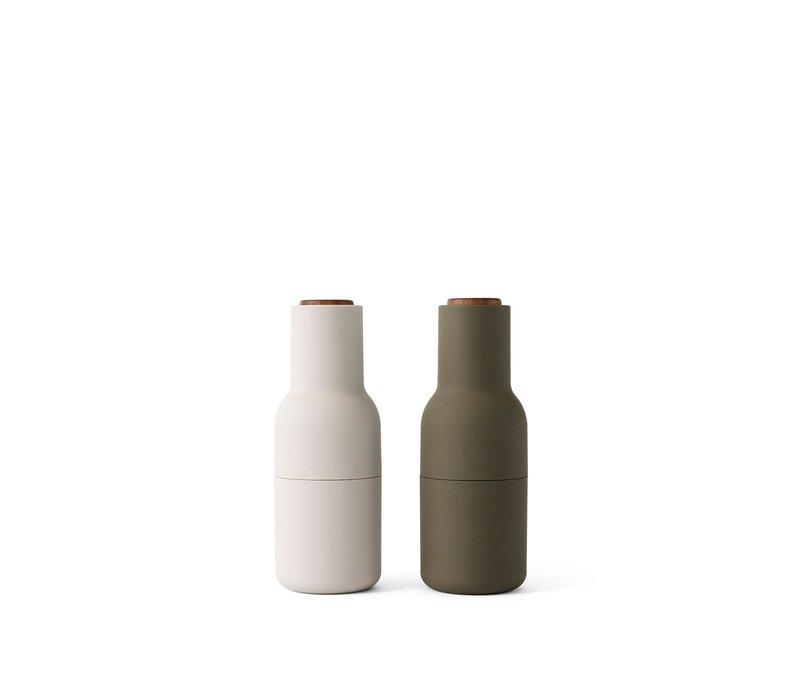 Bottle grinders peper- en zoutmolens
