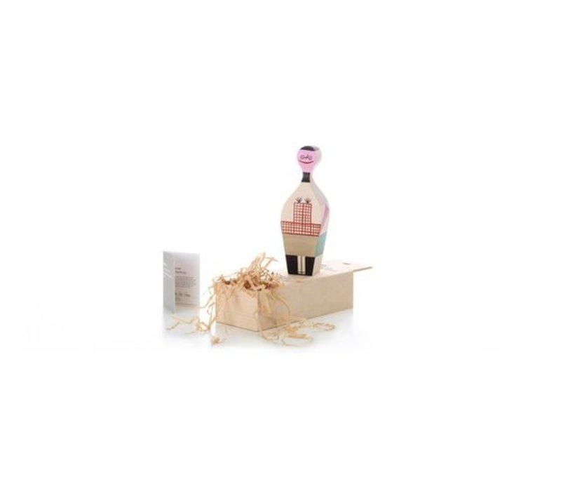 Wooden Doll nr. 8