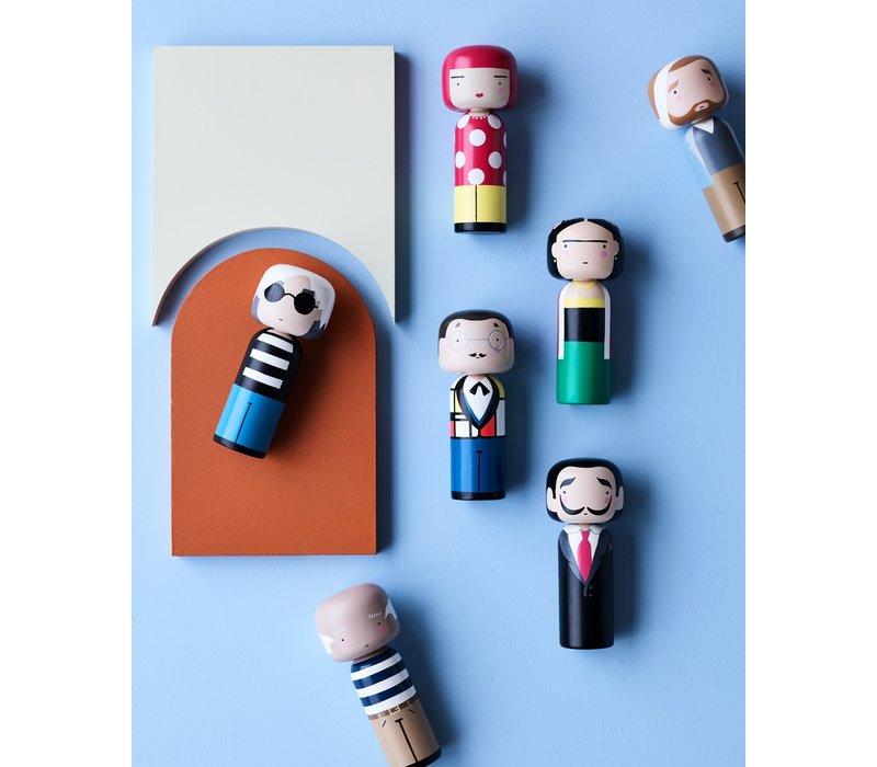 Kokeshi Doll Mia Wallace