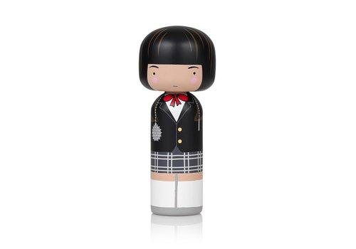 Lucie Kaas Kokeshi Doll Gogo Yubari