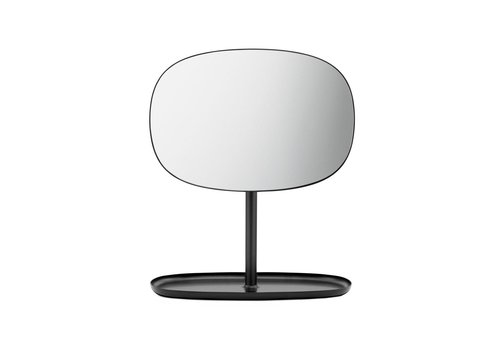 Normann Flip Spiegel - Zwart