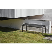 Palissade Bench Antraciet