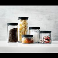 Glazen Opbergpot - 1 liter