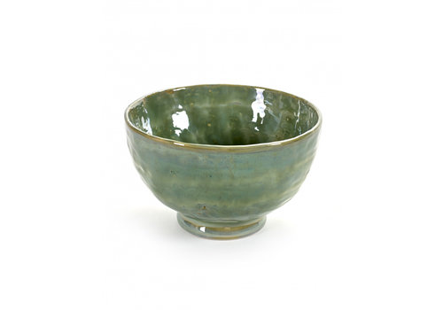 Pascale Naessens Pure - Bowl L Zeegroen