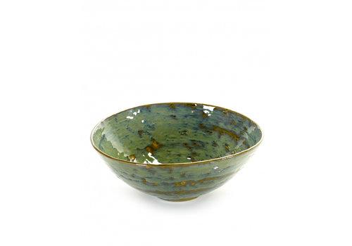Pascale Naessens Pure - Salad Bowl M Zeegroen