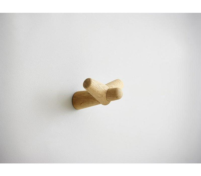 Tail Wing Haak - Small Oak