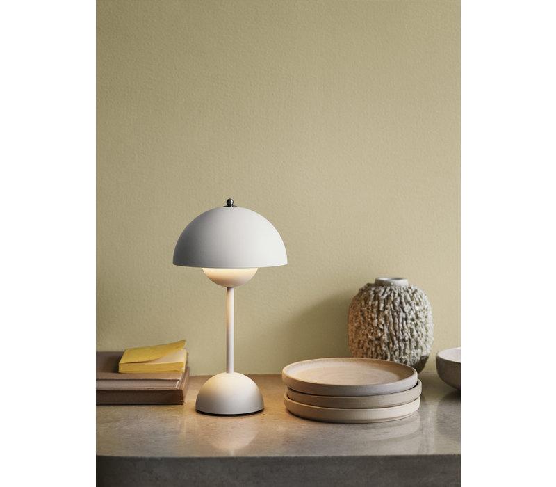 Flowerpot tafellamp draadloos