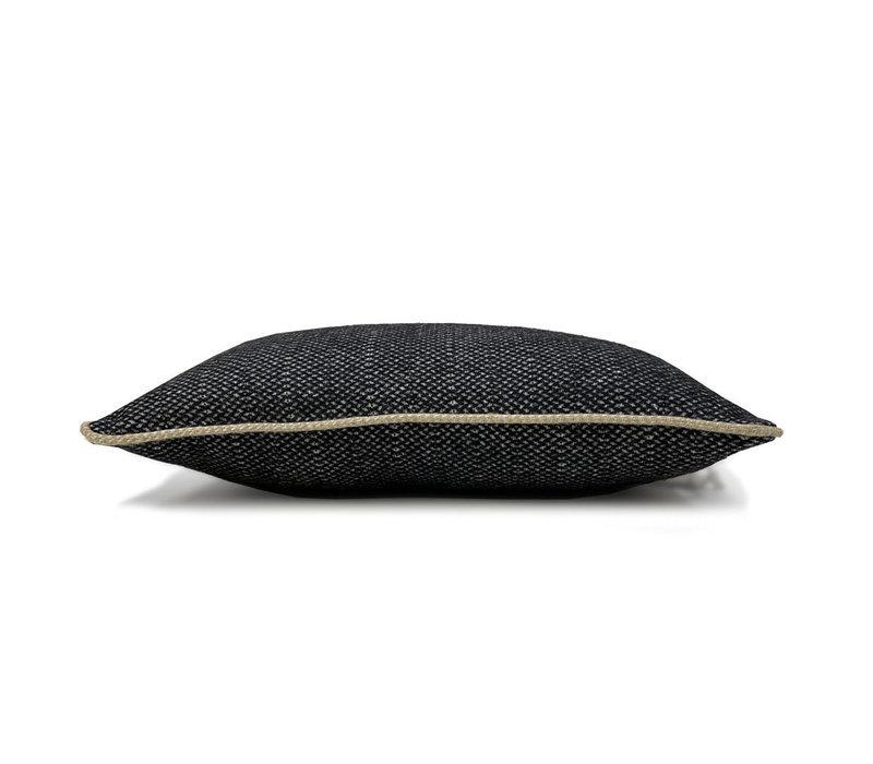 Raven Black Kussen 35x60