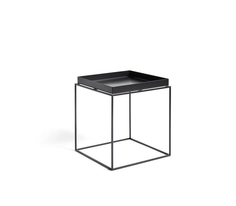 Tray Table Zwart Bijzettafel