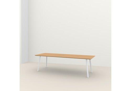 Studio Henk Eettafel New Classic - Eik/Wit