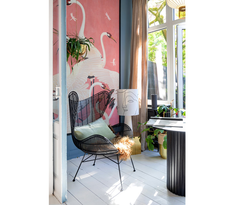 Outdoor Rotan Egg Chair