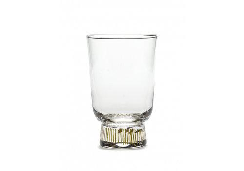 Ottolenghi Feast Drinkglas 33 cl Goud