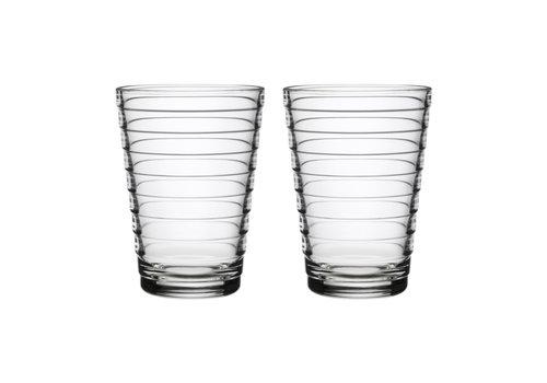 Iittala  Aino Aalto Glazen 33cl (2st)
