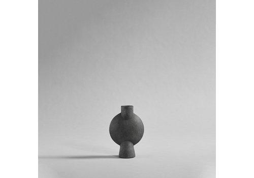 101 Copenhagen Sphere Vaas Bulb Mini - Donkergrijs