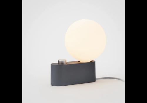 Tala Alumina Tafellamp - Charcoal