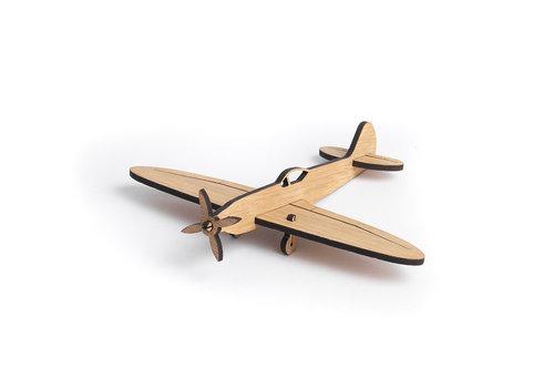 The Oak Men Plane no. 1 - Vliegtuigje