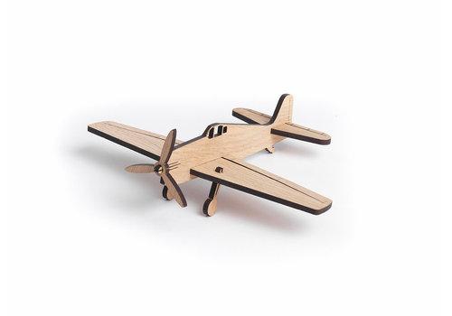 The Oak Men Plane no. 2 - Vliegtuigje