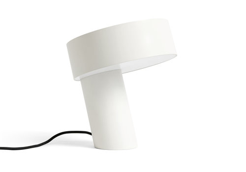 Hay Slant Tafellamp - Wit