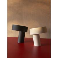 Slant Tafellamp - Zwart