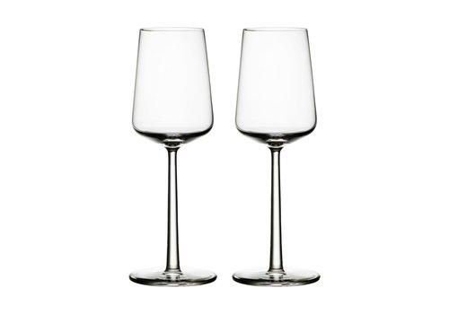 Iittala  Essence Witte Wijnglazen (2st)