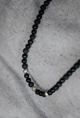 Halskette NAZARE, glanz/matt – one size