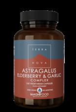 Terranova Astragalus Elderberry & Garlic Complex