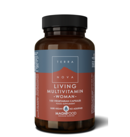 Terranova Living Multivitamin Woman | 100