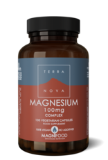 Terranova Magnesium 100mg Complex Bisglycinaat | 100