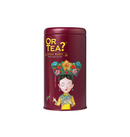 Or Tea? Organic Queen Berry - Tin Canister (Soft-Touch)